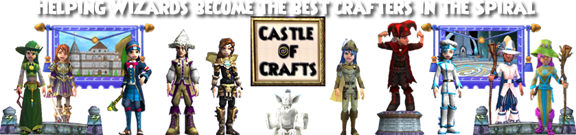 Castle of Crafts Logo